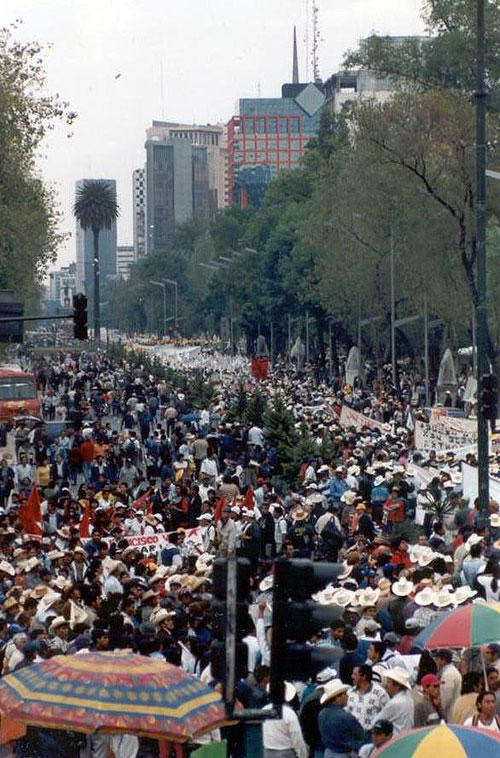 Marcha del 31 de Enero de 2003