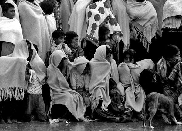 Mujeres © Saúl Cerdá