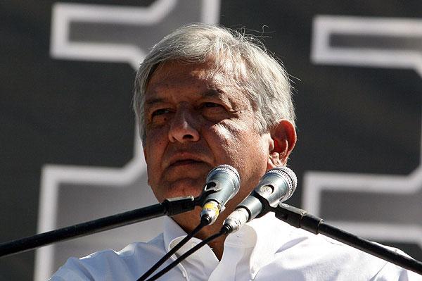 Andrés Manuel López Obrador © Observatorio Político de Veracruz