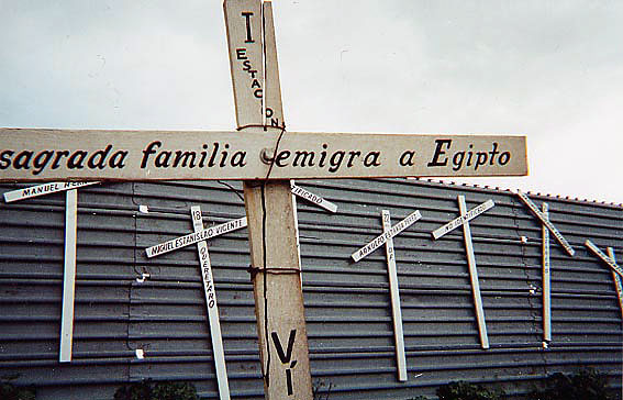 Border between Mexico and the United States © SIPAZ