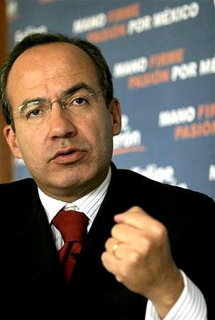 Felipe Calderón © www.preurbano.com