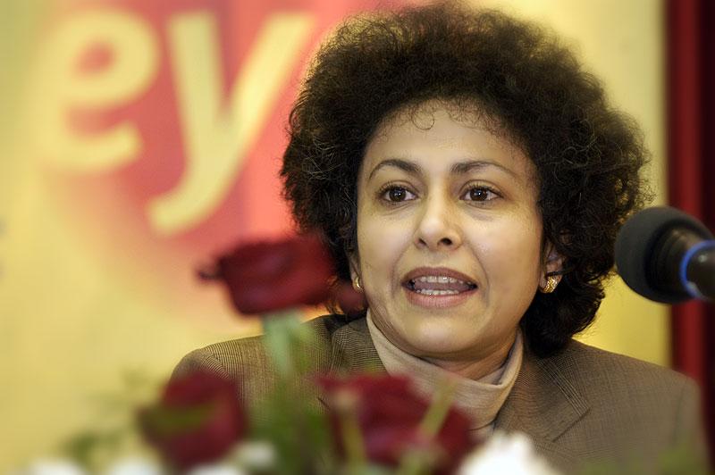 Irene Khan, Secretaria General de Amnistía Internacional