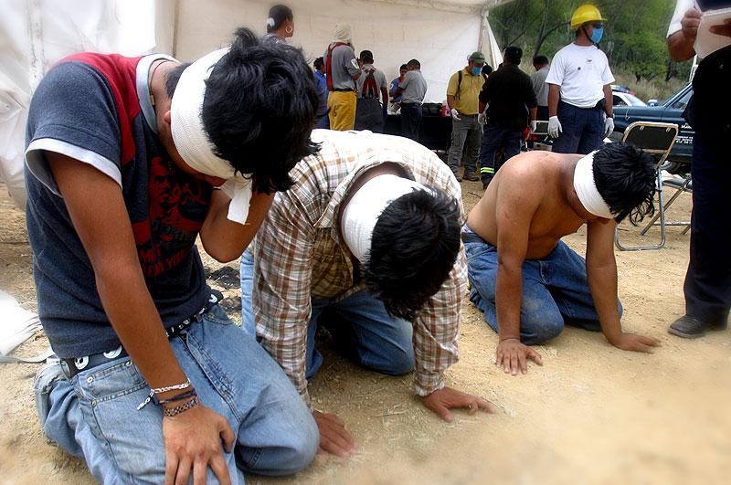 © Oaxaca en Pie de Lucha