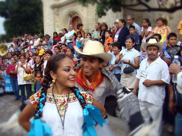 Fiesta de la Calenda, 15 de julio © Oaxaca en Pie de Lucha