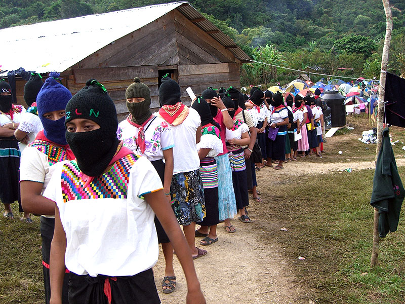 Zapatista Women Encounter © SIPAZ
