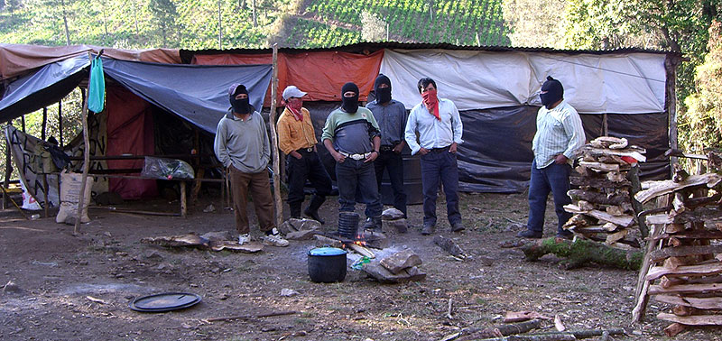 Huitepec Zapatista Community Natural Protected Area and Reserve