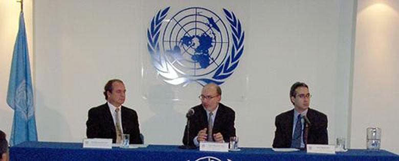 The UN Human Rights Commission © CINU