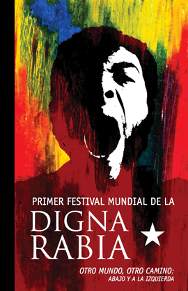 Poster of the Festival of Dignified Rage