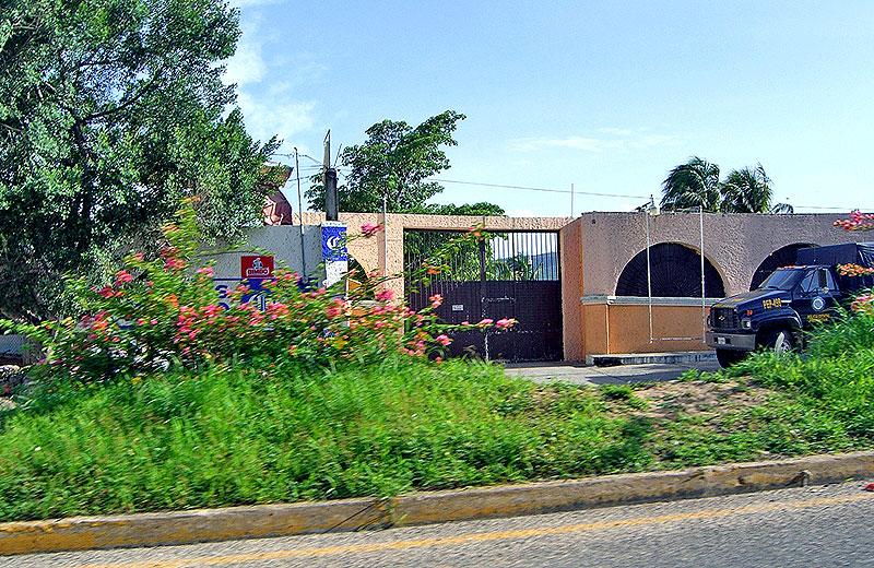 """Fotos de la casa de arraigo """"Pitiquito"""" © SIPAZ"""