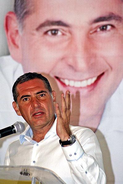 Gabino Cué Monteagudo © A Diario