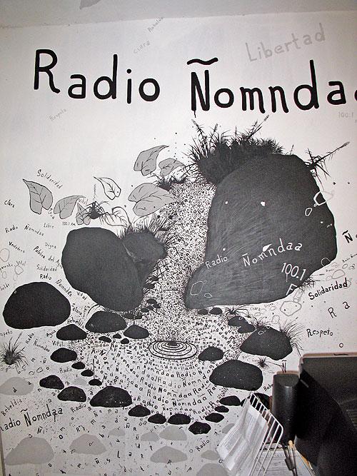 Radio Ñomdaa, Xochistlahuaca © SIPAZ