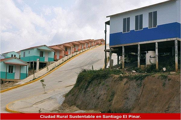Rural Sustainable City Santiago El Pinar © Noticas.nl