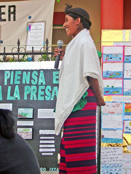 Oaxaca, Paso de la Reyna, Ixtepec © SIPAZ