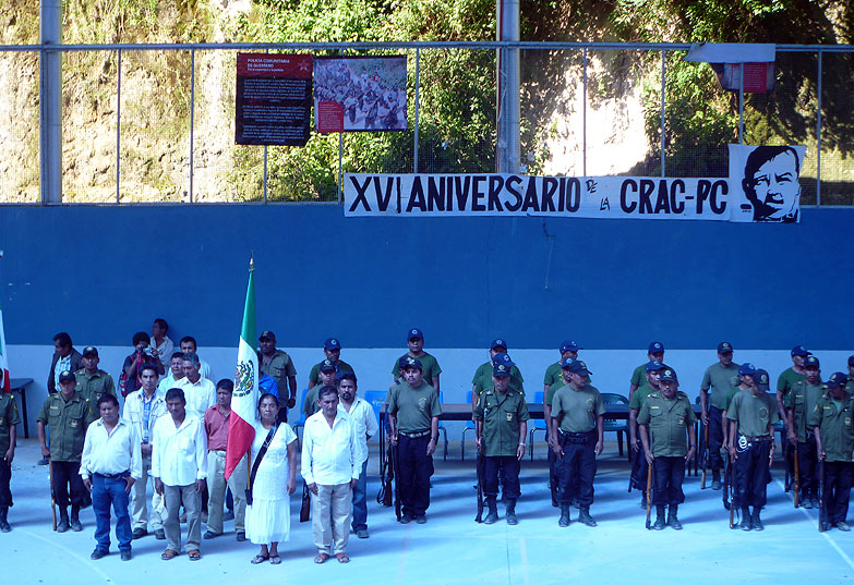 Anniversary of the CRAC-PC, August 2011 © SIPAZ