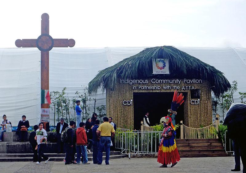 XIII Cumbre Internacional del Turismo de Aventura, San Cristóbal de Las Casas, octubre de 2011