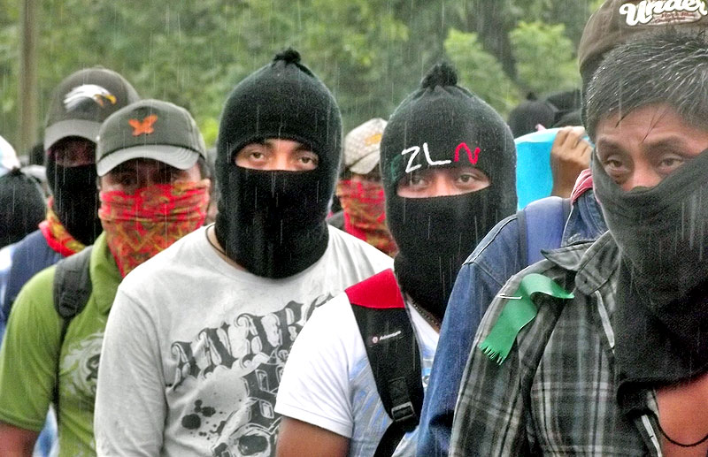 Zapatista Support-bases © SIPAZ