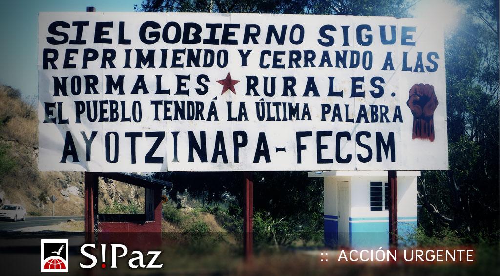 SIPAZ - Acción Urgente