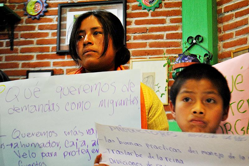 © Voces mesoamericanas