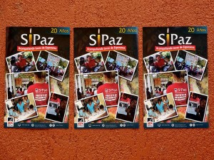 Posters made for the 20th Anniversary of SIPAZ © SIPAZ