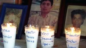 Commémoration à Masojá Shucjá, zone Nord du Chiapas, septembre 2015 © SIPAZ