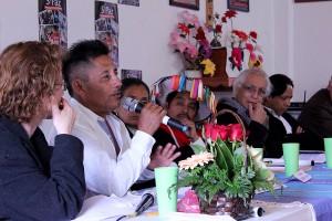 Eloy Cruz of COPUDEVER in Oaxaca © SIPAZ