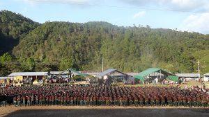 Celebración del 26º aniversario del levantamiento armado del EZLN © SIPAZ