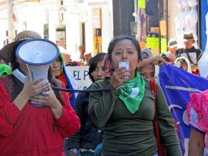 Marcha de Mujeres, 25 de noviembre de 2019, San Cristóbal de Las Casas © SIPAZ